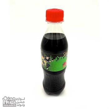 برچسب10عددی بطری نوشابه کوچک بن تن