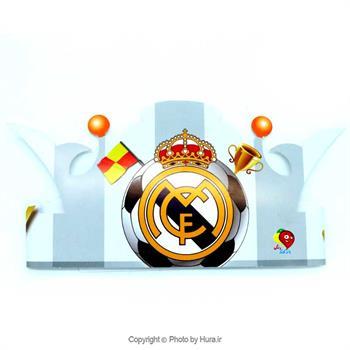تاج تم رئال مادرید 6 عددی