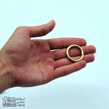 حلقه بادکنک هلیوم فلزی طلایی