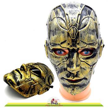 ماسک یا نقاب مرد آهنی طلایی