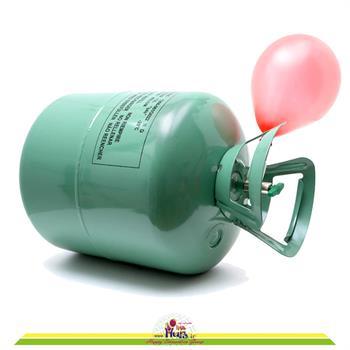 کپسول گاز هلیوم 3کیلویی یکبار مصرف گرید 3