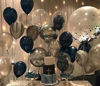تزئین بادکنک جشن تولد